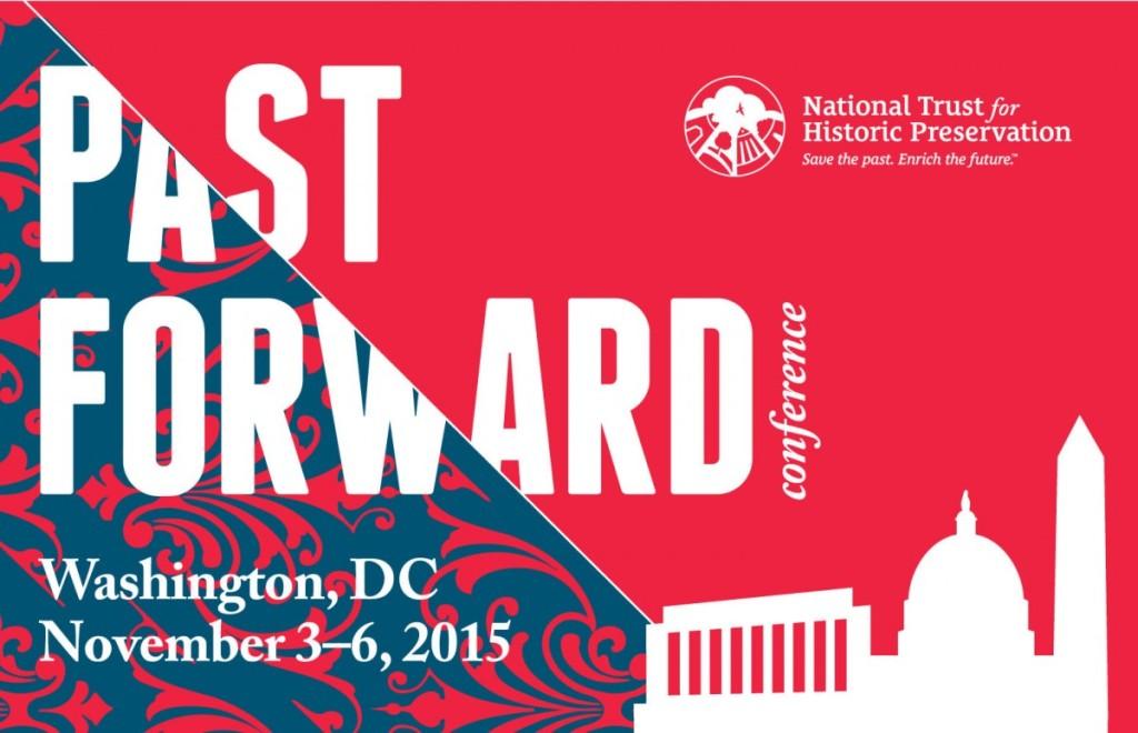 PastForward Poster 2015
